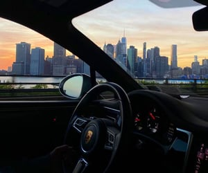 aesthetic, car, and city image