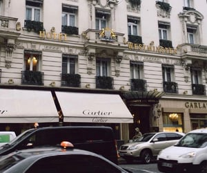 aesthetic, architecture, and cartier image