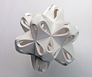 art, math, and origami image