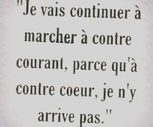 coeurs, marcher, and francais image