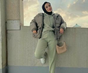 faith, fashion, and mint green image
