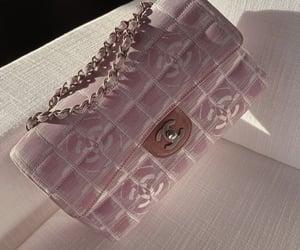 bag, womenswear, and chanel image