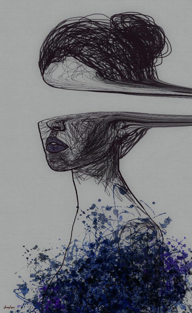 arte, poems, and literatura image
