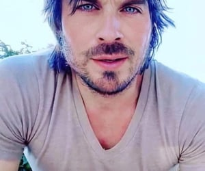 aesthetic, blue eyes, and Vampire Diaries image