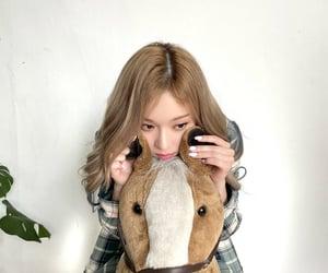 girl group, kim minjeong, and k-pop image