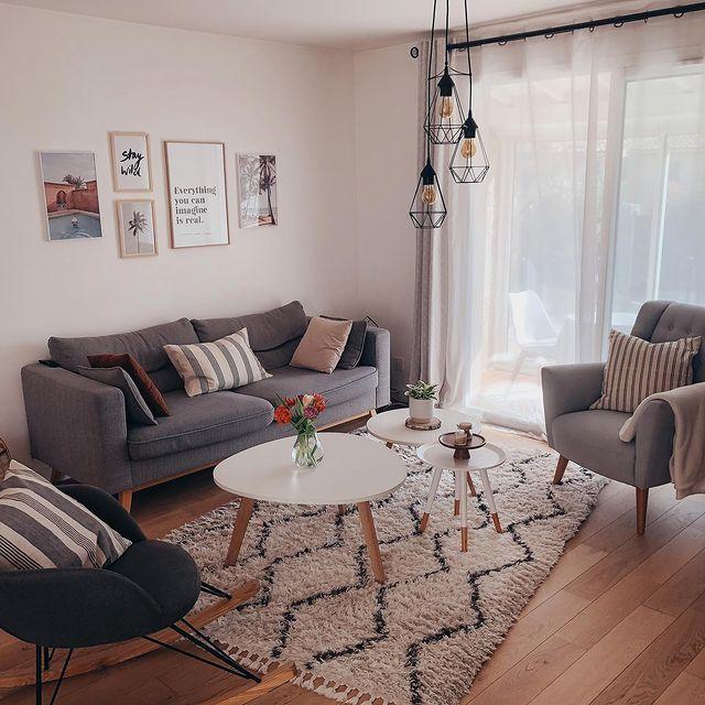apartment, cozy, and decor image