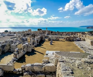 cyprus, archeology, and site image