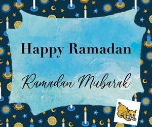 Ramadan, رمضان كريم, and ramadan2021 image