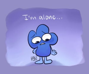 comic, bfb, and part 1 image