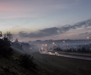 fog and sky image