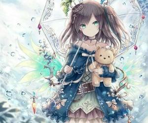 anime, anime girl, and pretty anime image