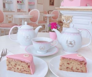 aesthetic, pretty, and cake image