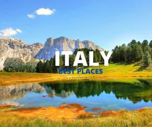 italia, venice, and italy image