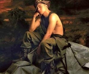 art, magazine, and taeyang image