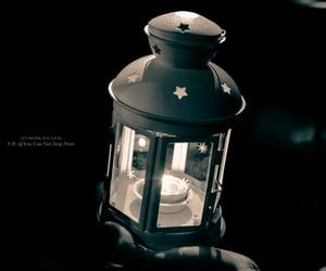 lamp, رمضان مبارك, and شهر الخير image