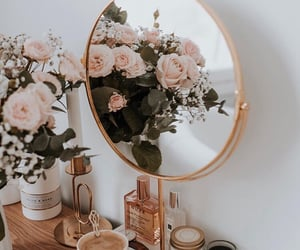 coffee, flowers, and yes image