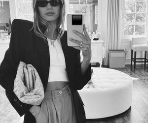 fashion, style, and hailey baldwin image