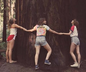 camp, hippie, and summer image