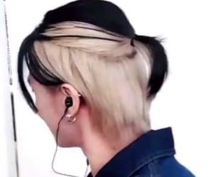 hair, kpop, and lq image