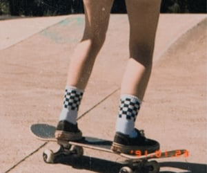 aesthetics, authentic, and skating image