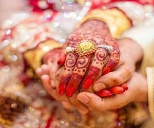 islam, islamic, and marriage image