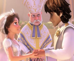 rapunzel, tangled, and hiccup image