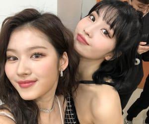 JYP, minatozaki sana, and kpop image