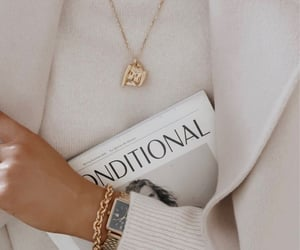 chic, jewellery, and watch image