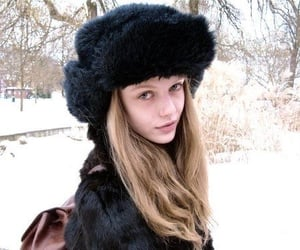 aesthetic, russian, and frida gustavsson image