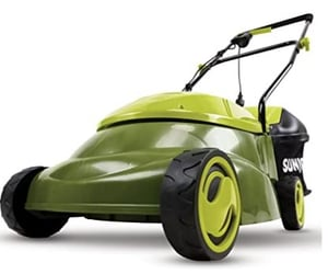 lawn mower and electric lawn mower image