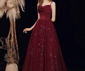 evening dress, gowns, and fashion image