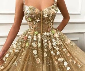 dress, stylé, and beautiful image