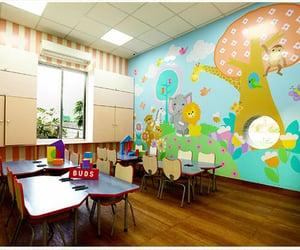 education, preschool, and best preschool image