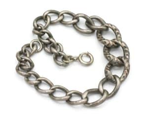 victorian bracelet, charm bracelet, and etsy image