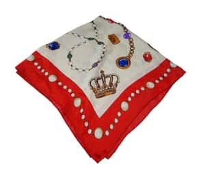 crown, etsy, and gold chains image