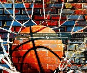 art print, basketball art, and etsy image