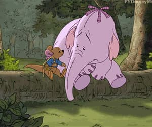 comforting, movie, and pooh's heffalump movie image