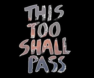 this too shall pass image