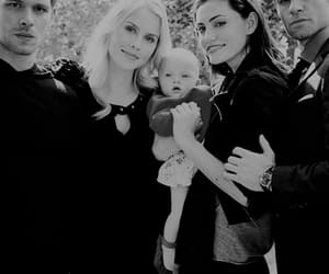 claire holt, elijah mikaelson, and hayley marshall image