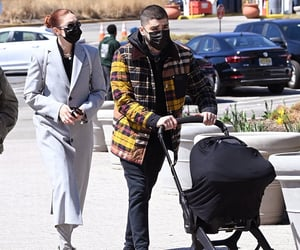 celebrity, paparazzi, and kylie jenner image