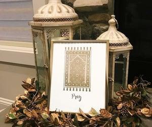 islam, pray, and ramadan mubarak image