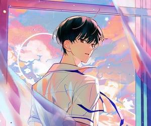aesthetic, anime, and original art image