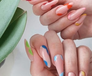nail inspo, manicure, and nails image