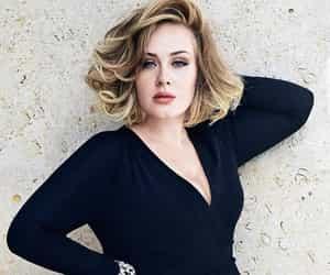 Adele, célébrité, and singer image