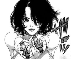 girl, sun ken rock, and manga image
