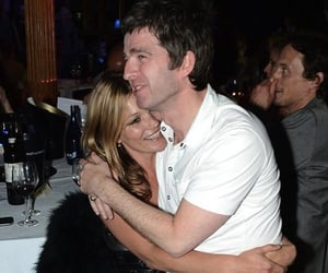 kate moss and noel gallagher image