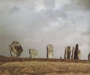 ancient, henge, and scotland image