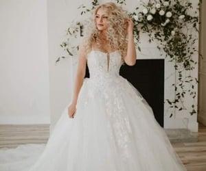 arabella, wedding dress, and randy fenoli image