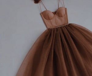 dress, gowns, and fashion image