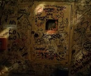 graffiti, art, and bar image